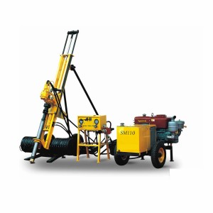 Borehole machines Drilling Rigs