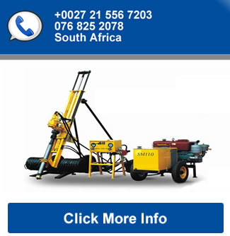 Portable Borehole Drilling Rig